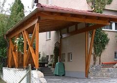 Carports/Pergolen - Lautenschlager Dach- und Holzbau
